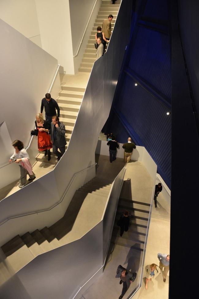 Музей современного искусства в Кливленде © Duane Prokop, Getty Images Entertainment/Courtesy MOCA Cleveland
