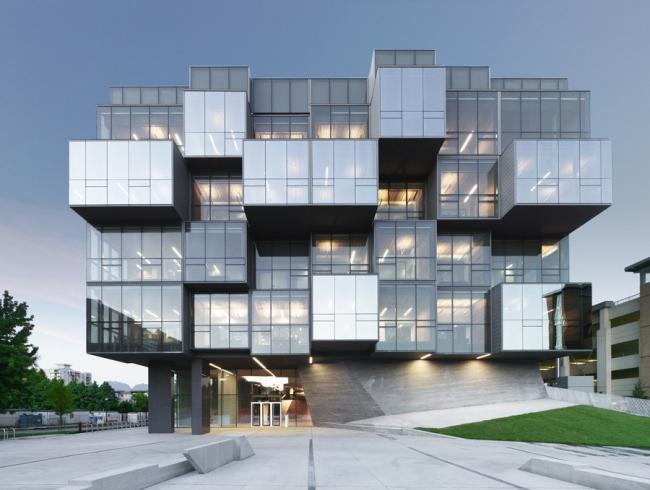 Факультет фармакологии Университета Британской Колумбии
