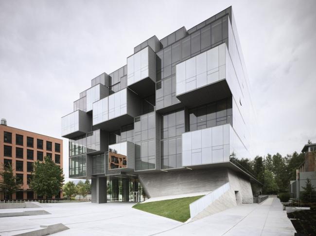Факультет фармакологии Университета Британской Колумбии © Marc Cramer