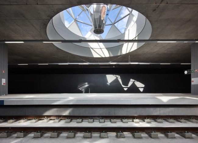 Вокзал скоростных поездов в Логроньо © José Hevia