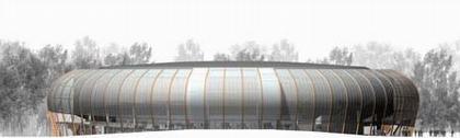 Концертный зал «Зенит». Проект