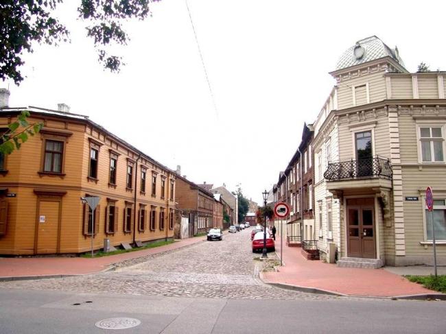 Улицы старого центра Риги. Фото: Александр Ложкин