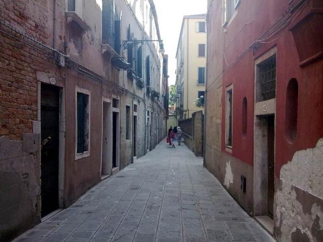 Улицы Венеции. Фото: Александр Ложкин
