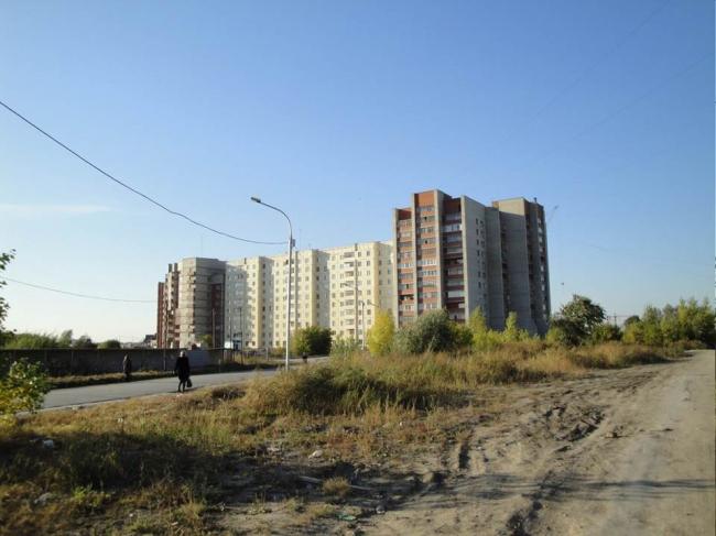 Один из спальных районов Новосибирска. Фото с сайта skyscrapercity.com