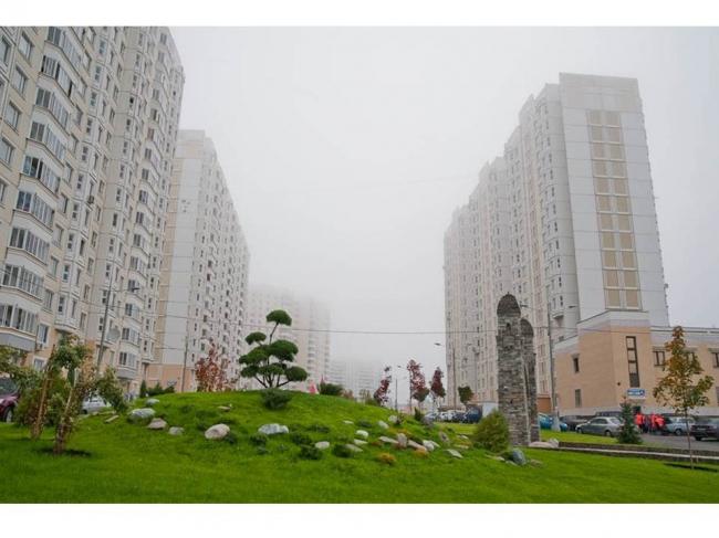 Улица Кадырова в Южном Бутово в Москве. Фото с сайта skyscrapercity.com