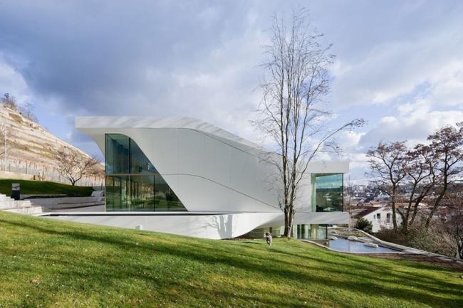 Дом «ам Вайнберг» © UNStudio. Фото: Iwan Baan