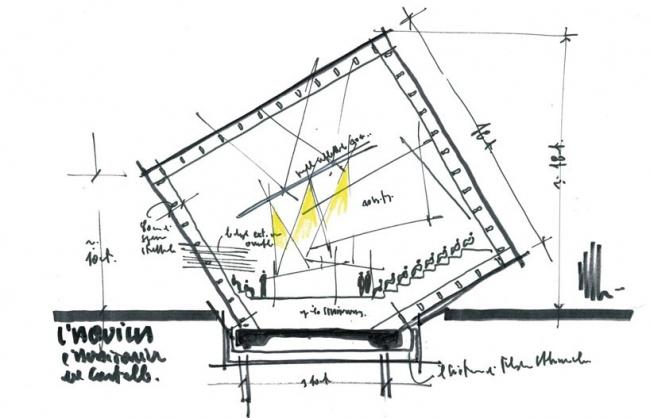 Коцертный зал Parco della Building Workshop