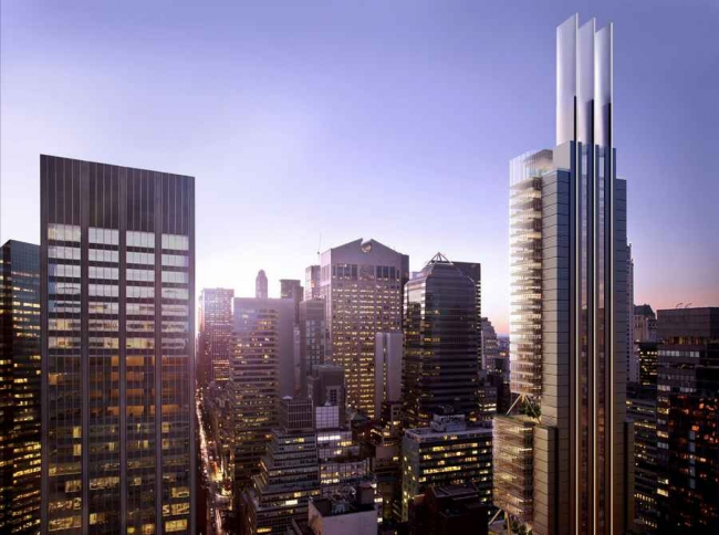 425 Парк-авеню © Foster + Partners