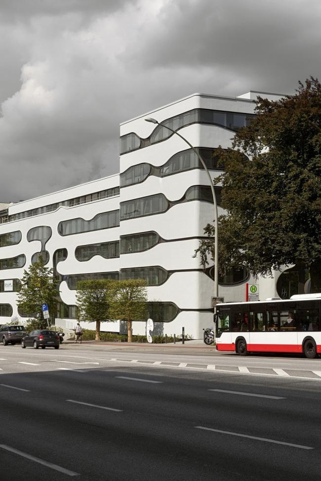 Офисное здание Schlump ONE © Jan Bitter