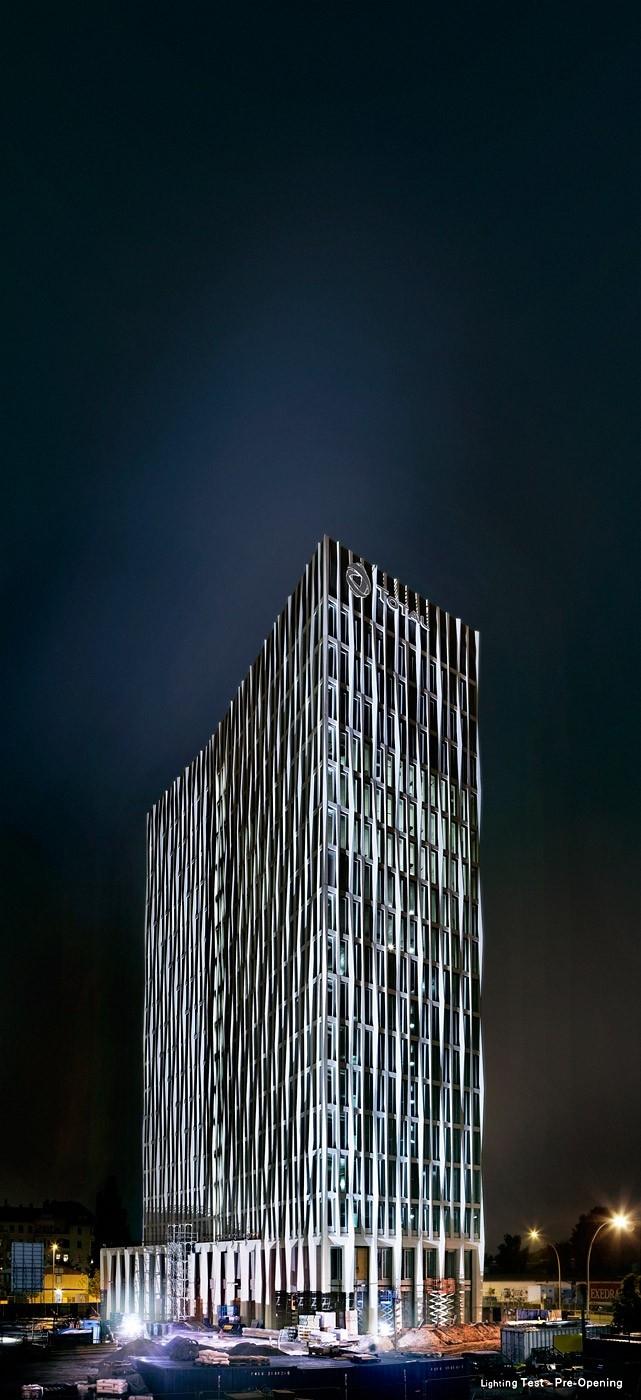 Башня Tour Total © Johannes Förster