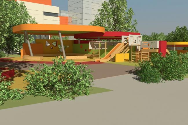 Детские сады в районе Щукино. Благоустройство