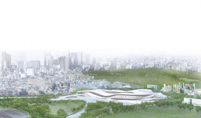 Проект SANAA и Nikken Sekkei