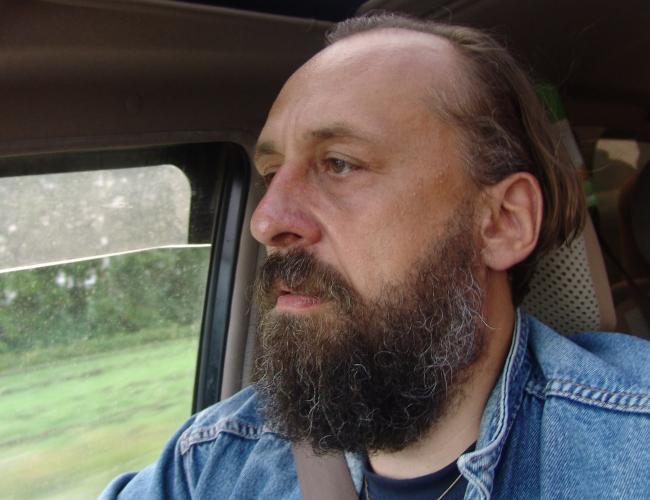 Александр Ложкин. Фотография предоставлена автором
