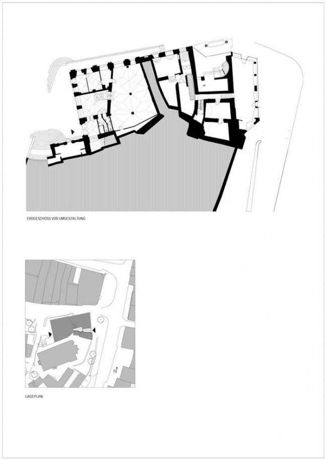 Ратуша Куфштайна - реконструкция © Rainer Köberl