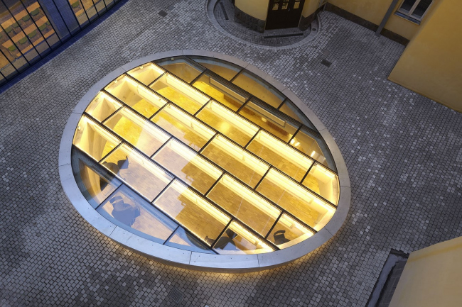 Отель Paasitorni. Фото © Marko Huttunen. Предоставлено K2S Architects