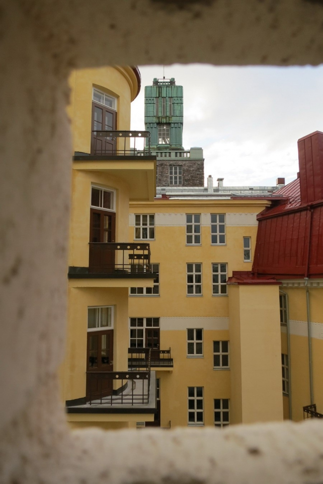 Отель Paasitorni Фото © Tarja Nurmi