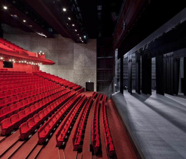 Театр в Сен-Назере © Luc Boegly