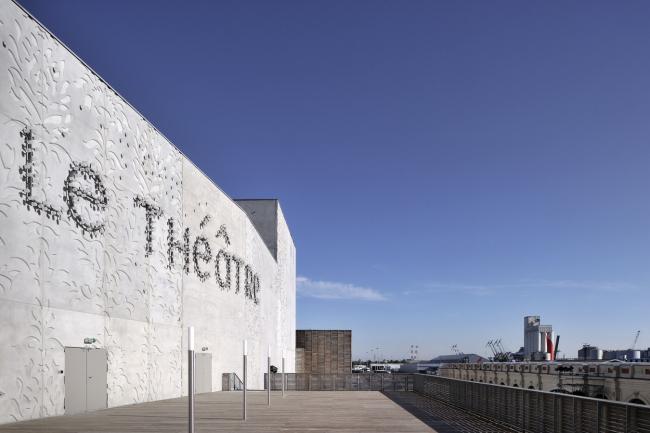Театр в Сен-Назере © Patrick Miara