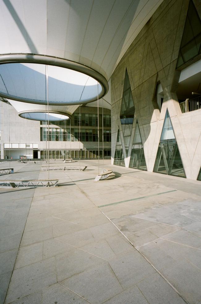 Центр искусств Дадун © Yu-lin Chen