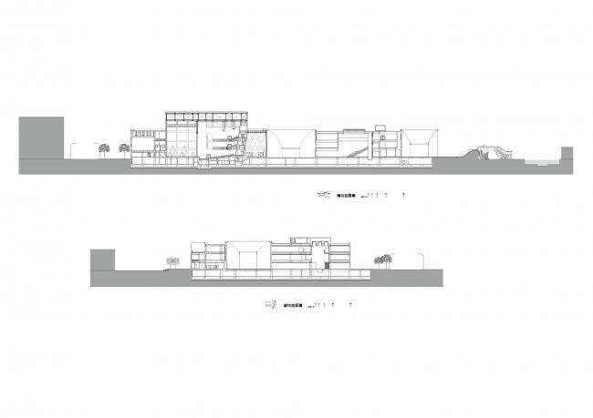 Центр искусств Дадун © de Architekten Cie + MAYU architects