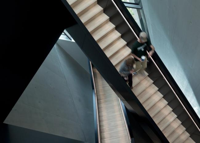 Музей искусств Элая и Эдит Броуд © Iwan Baan