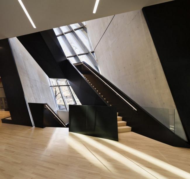 Музей искусств Элая и Эдит Броуд © Paul Warchol