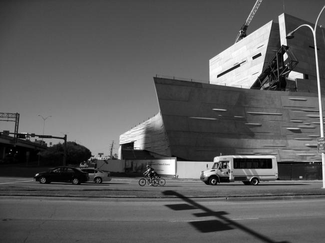 Музей природы и науки Перот в процессе строительства © Morphosis