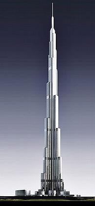 Burj Dubai. Проект.