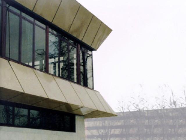 Реконструкция здания для размещения бизнес-центра «Меридиан»