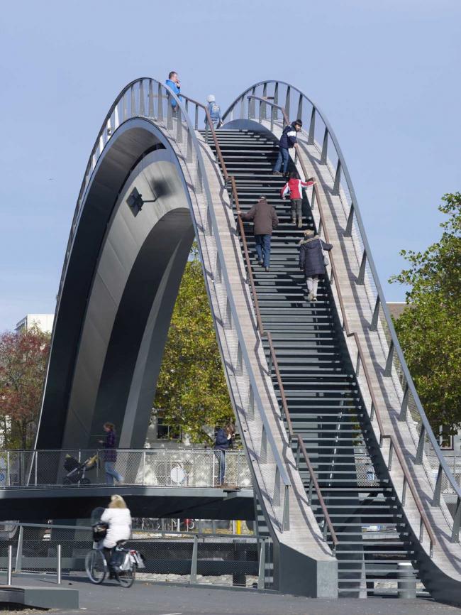 Мост Мелквегбрюг © Jeroen Musch