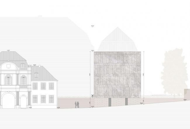 Библиотека Университета искусств Фолькванг © Max Dudler Architekt