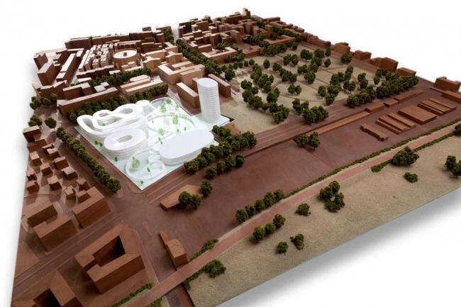 Новый кампус университета Луиджи Боккони © Paolo Tonato. Фото с сайта domusweb.it