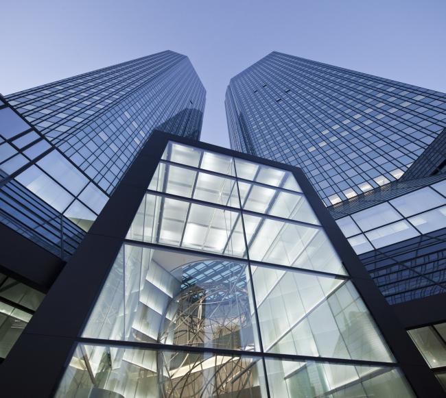 Штаб-квартира Deutsche Bank - реконструкция © Deutsche Bank