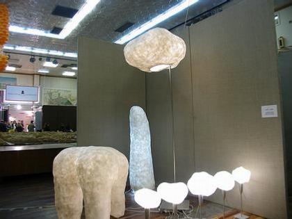 II место в номинации «Предметная инсталляция» – «Свет» АБ «Арт-Бля»