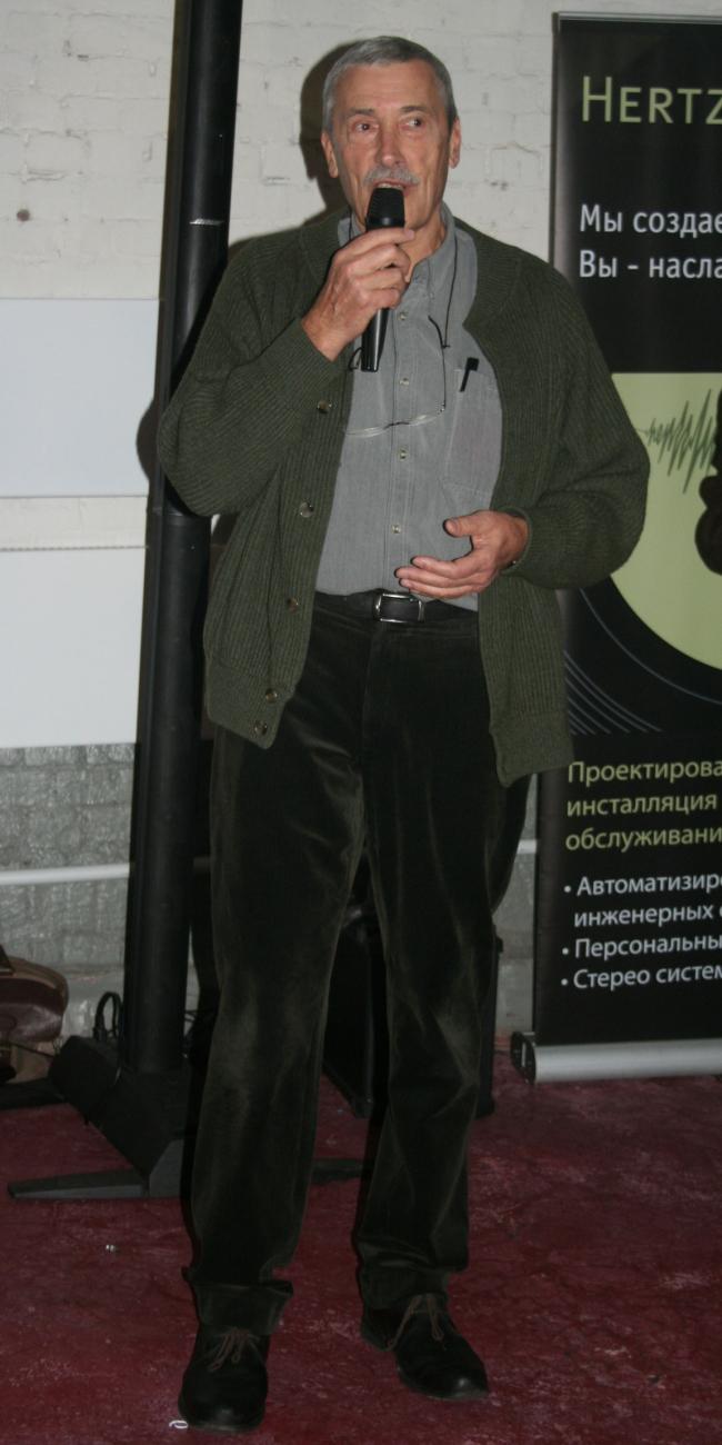 Александр Андреевич Скокан, руководитель бюро «Остоженка»