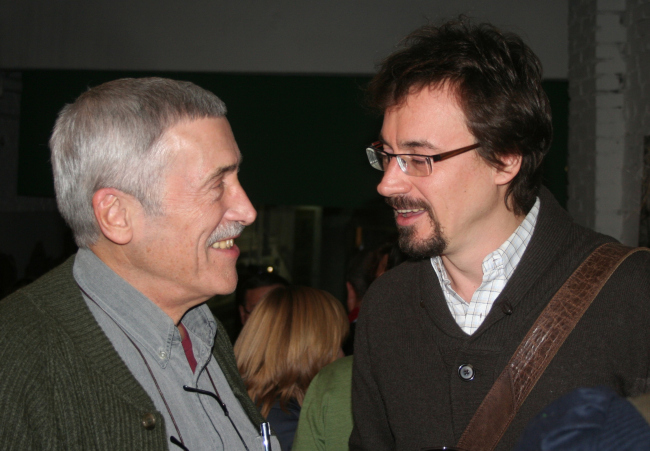 С Николаем Сергеевичем Малининым, архитектурным критиком, куратором, журналистом, создателем сайта «Другая Москва» и премии «Дом Года»