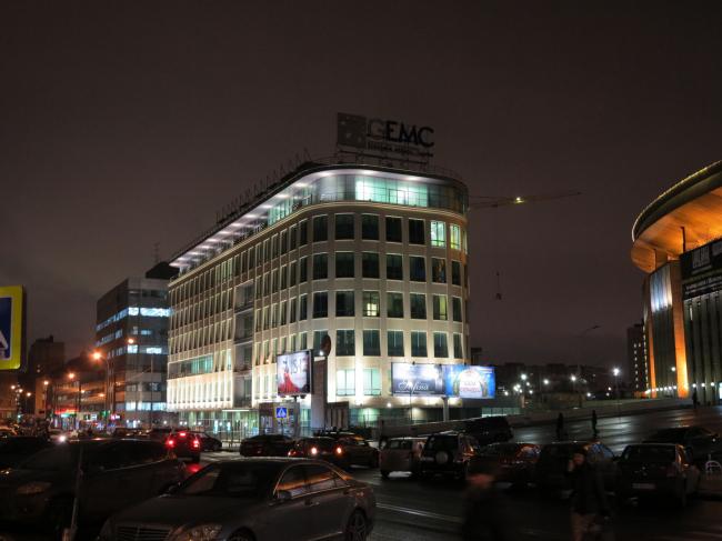 ABD architects. Клинико-диагностический медицинский центр на ул. Щепкина