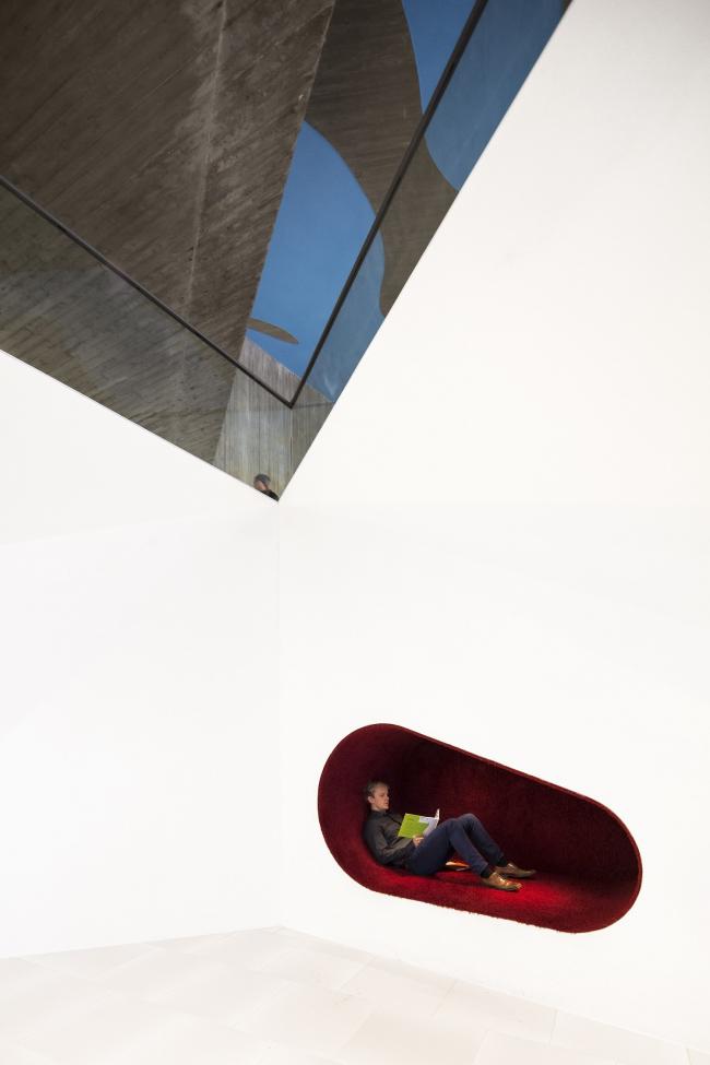 Городская библиотека Сейняйоки © Mika Huisman. Предоставлено JKMM Architects