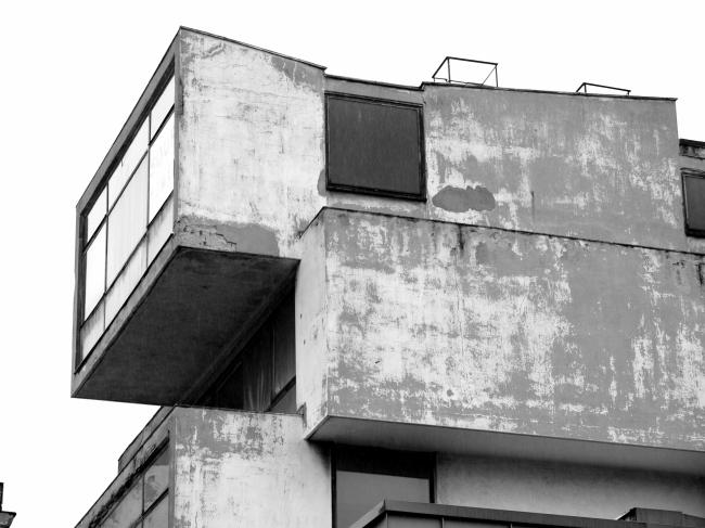 Фабрика «Ротапринт». Архитектор Клаус Кирстен. Фотграфия de.academic.ru