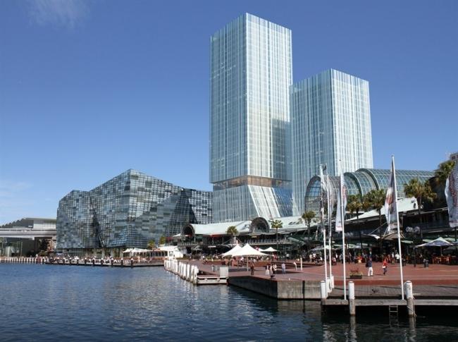 Новый район гавани Дарлинг-харбор. Отель Международного конгресс-центра © SICEEP
