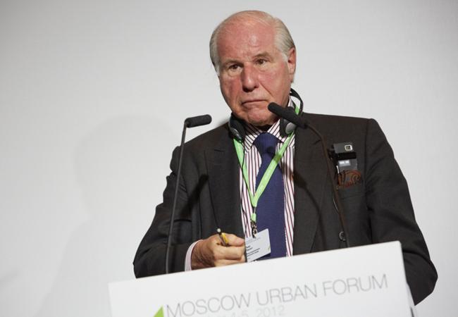 Пьер Лаконт, бывший президент Международной ассоциации специалистов по городскому и региональному планированию ISOCARP. mosurbanforum.ru