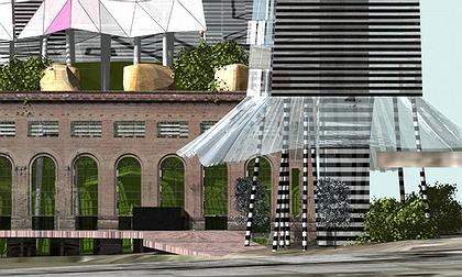 Комплекс Йонкерской электростанции. Проект 2007 г.