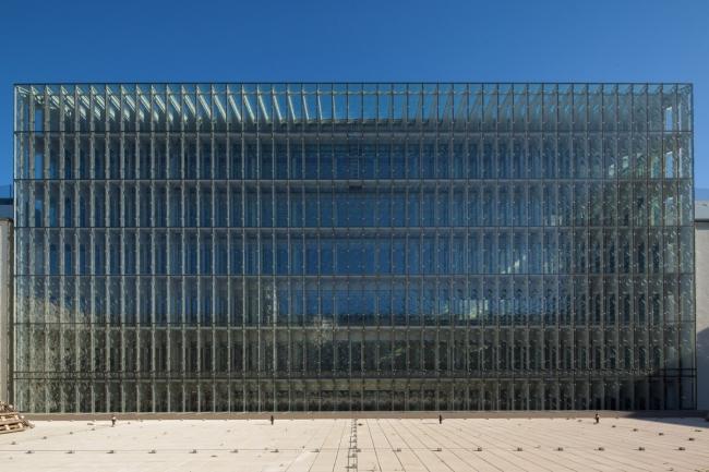 Корпус читальных залов Берлинской государственной библиотеки © Jörg F. Müller / Staatsbibliothek zu Berlin