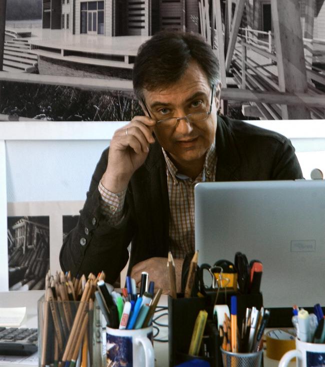 Николай Белоусов.  Фотография предоставлена школой МАРШ