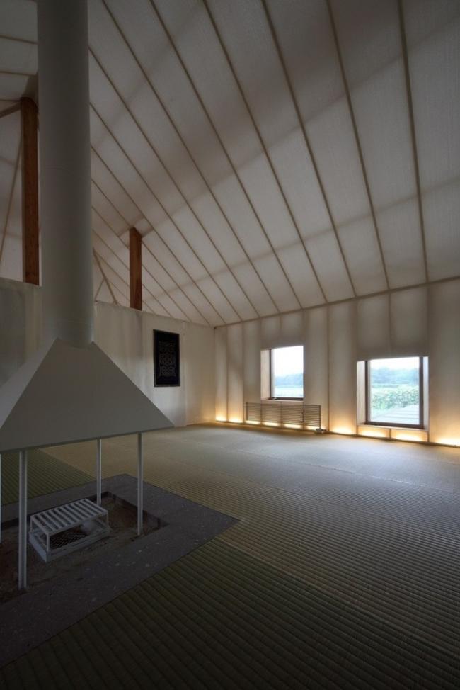 Дом Memu Meadows © Kengo Kuma & Associates