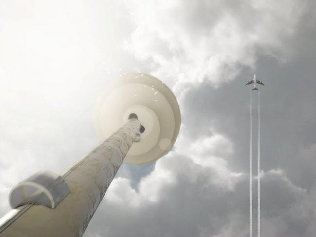 Смотровая башня в Финиксе © BIG