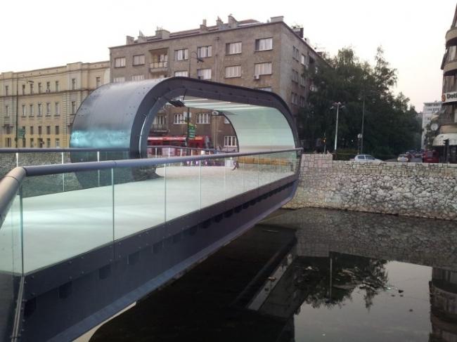 Мост Festina Lente. Фото с сайта city.ba