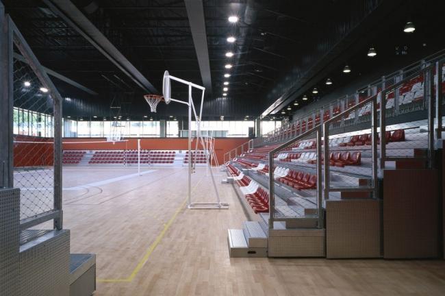 Спорткомплекс Kindarena © Georges Fessy / DPA / Adagp