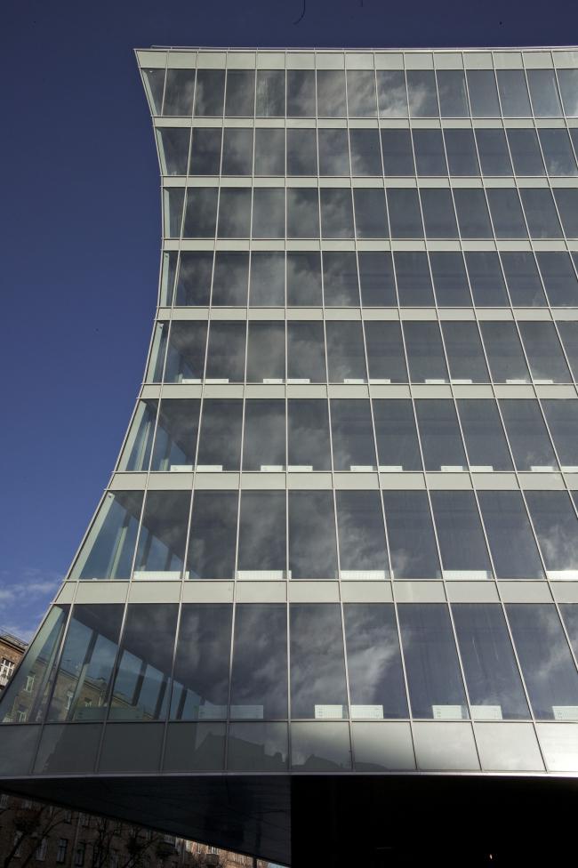 Офисное здание на Трифоновской улице. Фотография © АБ «Остоженка»