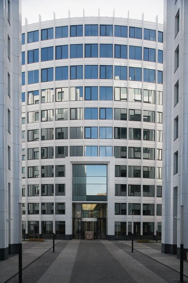 Офисно-деловой многофункциональный комплекс «Аквамарин»